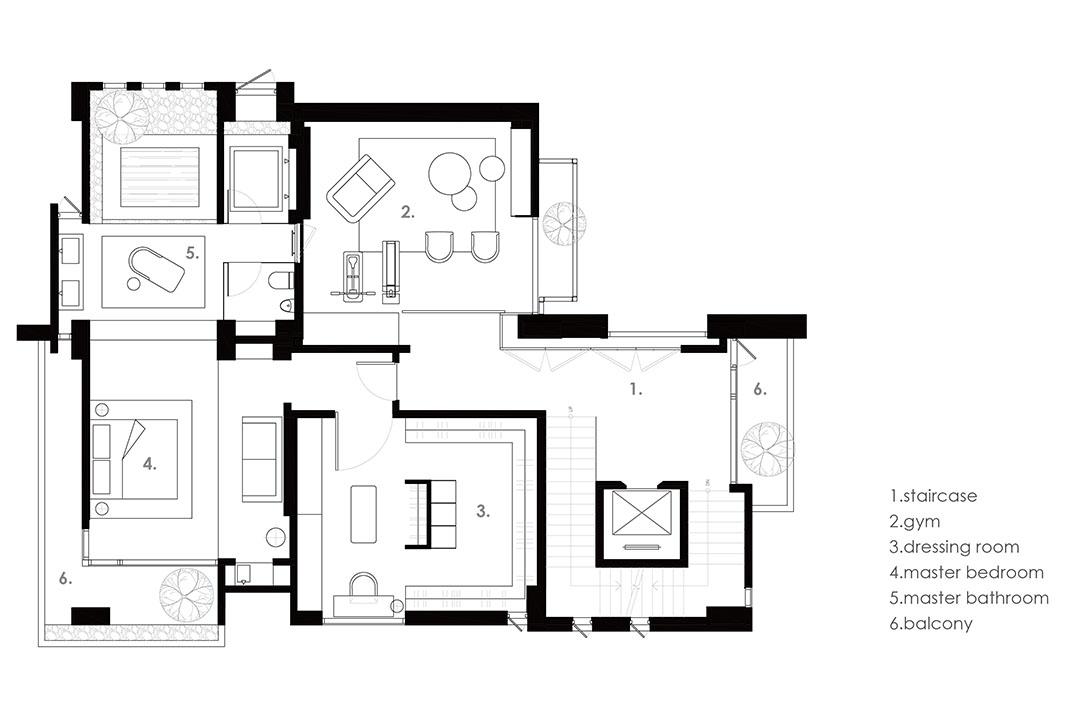 標柱的平面圖們3